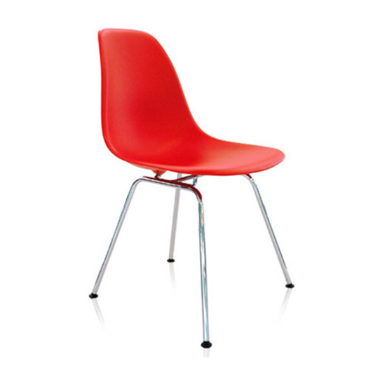 EAMES MOLDED PLASTIC SIDE CHAIR DSX イームズシェルサイドチェア