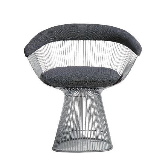 Platner Collection Lounge and Side Seating プラットナーコレクションサイドチェア
