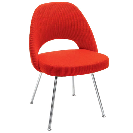 Saarinen Collection Conference Chairs - Four Legs and Five Star- Armless chair サーリネンコレクションサイドチェア