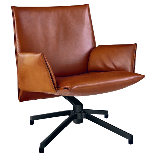 Pilot Chair Low Back パイロットチェアローバック